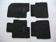 11 12 13 14 HYUNDAI SONATA BLACK CARPET FLOOR MATS RUGS OEM GENUINE USED SET #3