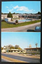 1950s Terry Motel Double View, 4020 Midland Blvd., Fort Smith, Arkansas