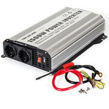 Inversor Convertidor 12V 220V 1500W 3000W Transformador Onda pura +5V USB