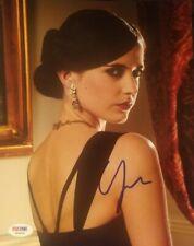 Eva Green PSA DNA Coa Hand Signed 8x10 Photo Autograph