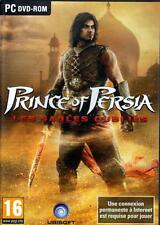 JEU PC DVD ROM../...PRINCE OF PERSIA......LES SABLES OUBLIES