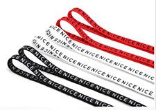 Double-sided Printing Shoelace  Flat Fashion Shoelaces