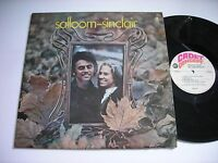 Salloom - Sinclair Self Titled 1969 Stereo LP VG+