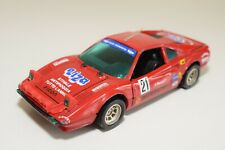V 1:25 POLISTIL FERRARI 308 GT RALLY RED EXCELLENT CONDITION