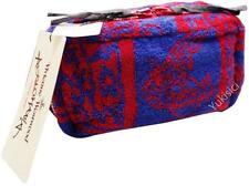 "Vivienne Westwood Anglomania Japan Ltd Cosmetic Bag Pouch Logo Monogram-7""(L)"