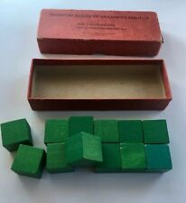 1972 McCarthy Scales of Children's Abilities Psychology Test Kit Scarce.