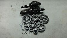 HONDA MAGNA SABRE INTERCEPTOR V45 HM403B. ENGINE TRANSMISSION GEARS SET