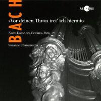 Johann Sebastian Bach: Vor deinen Thron tret  ich hiermit - Organ works [CD]