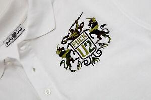 "Herren Poloshirt ""F*ck U 2"""