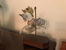 Carousel Horse San Francisco Music Box - beautiful and works. Best Offer!