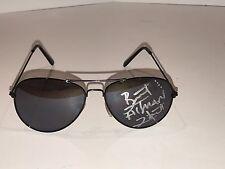 WWE Bret Hart Autographed Aviator Sunglasses