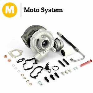 Turbolader 710415 11657781435 860049 Opel Omega 2.5 DTI 150PS BMW 525d E39 163PS