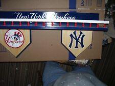 Bobble heads Yankees Display shelf   8 x 36 inches