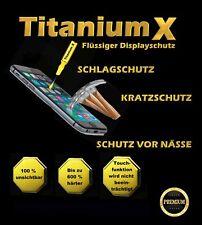 Displayschutz flüssig Panzerglas 9H Handy Tablet uvm. Titanium X Nano *Angebot*
