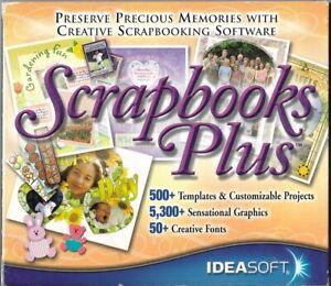 Nova Development Scrapbooks Plus - Full Version for Windows I01401WJ