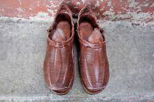 DOBLE PREMIUM HERITAGE TRADITIONAL mexican sandals men's huarache mexicanos ACME