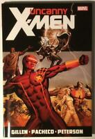 Uncanny X-men Vol #1 Hardcover 1st print GN. (Marvel 2012) NM condition.