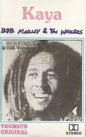 Bob Marley & The Wailers ‎  Kaya Import Cassette Tape