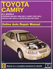 1999 Lexus ES300 Haynes Online Repair Manual-Select Access