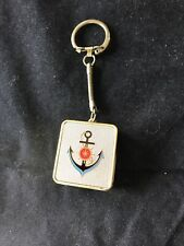 Sankyo Anchor Nautical Theme Music Box Musical Keychain