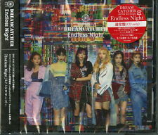 DREAMCATCHER-ENDLESS NIGHT-JAPAN CD C10