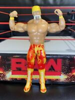 WWE Hulk Hogan Jakks Ruthless Aggression Wrestling Action Figure RARE