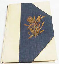 Wild Flowers of the Cape (First Edition, Vellum Binding), Hamer, A. Handel.