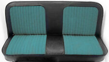 67-72 Chevy/GMC C10 Truck Blue/Black Houndstooth Bench Seat Cover Made in USA