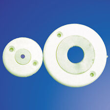 19-28MM ROUND FLOOR SEAL FOR GAS / WATER PIPES, MOTORHOME, CARAVAN,