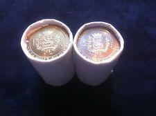 Rare : Lot de 2 Rouleaux 1 et 3 Euro 1996 Le Havre ; Euro des Villes
