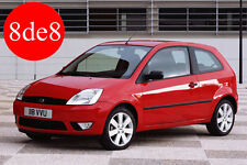 Ford Fiesta (2005) - Manual de taller en CD