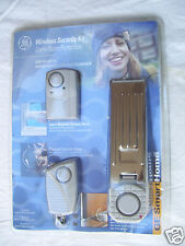 GE WIRELESS SECURITY KIT DORM ROOM + ANY ROOM PROTECTION FACTORY SEALED