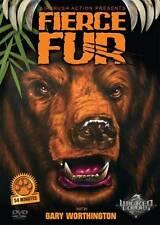 Fierce Fur How-To Airbrush Painting DVD Gary Worthington, Createx Wicked Colors