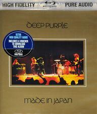 Deep Purple -Made In Japan Blu-ray Pure Audio (sacd dvd-a)