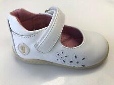 Garvalin Bubble White Leather Shoe Size UK 4  EU 21