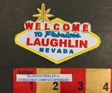 Gambling Casino Patch Welcome To Fabulous Laughlin Nevada Clark County 57O