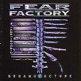 """CD FEAR FACTORY """"DEMANUFACTURE"""". Nuevo y precintado"""