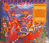 Santana - Supernatural 20th Anniversary Digi 2 CD Outtakes Remixe Unreleased NEU