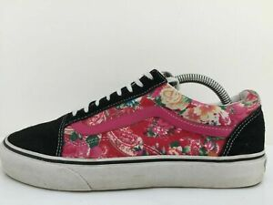 Chaussures à motif Fleuri VANS pour femme | eBay