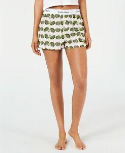 CLEARANCE!! Calvin Klein Modern Cotton Pajama Shorts QS6080 Medium