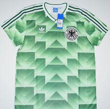 WEST GERMANY ADIDAS ORIGINALS FOOTBALL SHIRT (SIZE M) - BNWT