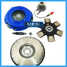UFC SD STAGE 4 CLUTCH KIT & SLAVE & OEM FLYWHEEL for 97-04 CHEVY CORVETTE