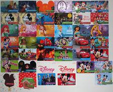 "39 Disney Gift Cards 2015-2017: Hunted Mansion, Princess Debut, ""Disney Dollar""+"