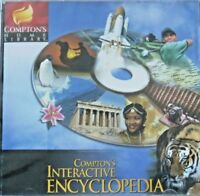Compton's Interactive Encyclopedia - PC CD-ROM