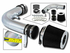 BCP BLACK 97-04 Ford F150 Heritage Expedition 4.6/5.4L Racing Air Intake +Filter