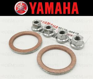 Exhaust Manifold Gasket Repair Set Yamaha FZ-07 / MT-07 (2014 - 2015 - 2016)