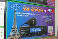Superstar SS-6900-N V6 Free band CB Radio or 10m Multi mode AM FM SSB CW
