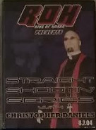 ROH Ring of Honor - Straight Shootin' Series DVD Region 0 - all regions