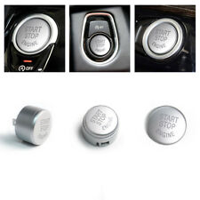Sliver Engine Start Stop Switch Button Cover For BMW F10 F25 F30 E90 E60 E70 F15