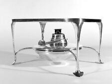 Harrods London Arts & Crafts Warming Tray Set ° Art Nouveau Teapot Warmer